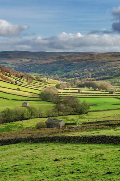 Wall Art - Mixed Media - Iconic Swaledale by Smart Aviation