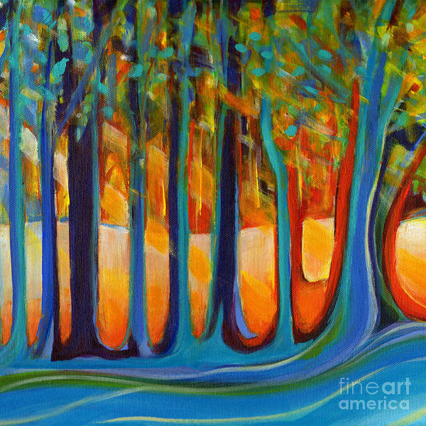 Painting - Illuminated  by Tanya Filichkin