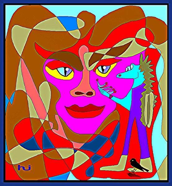 Mixed Media - Imagination by Hartmut Jager