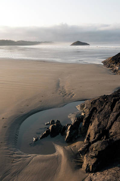 Vancouver Island Photograph - Incinerator Rock Seascape by John Elk Iii