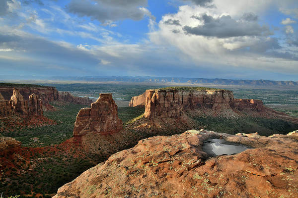 Photograph - Independence Canyon From Grand View Point by Ray Mathis