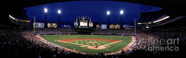 Wall Art - Photograph - Indians V White Sox by Jerry Driendl