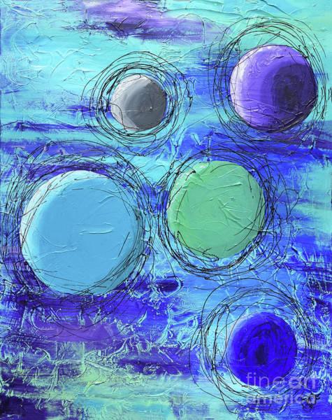 Painting - Infinite Wisdom by Christine Dekkers
