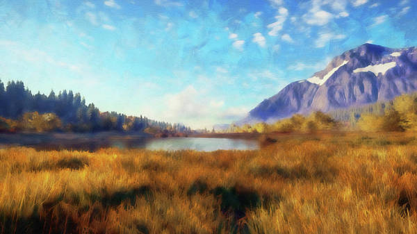 Painting - Into The Wild - 08 by Andrea Mazzocchetti
