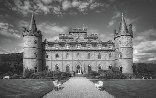 Wall Art - Photograph - Inveraray Castle by Pixabay