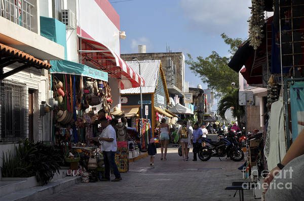 Isla Mujeres Photograph - Isla Mujeres 6 by Andrew Dinh
