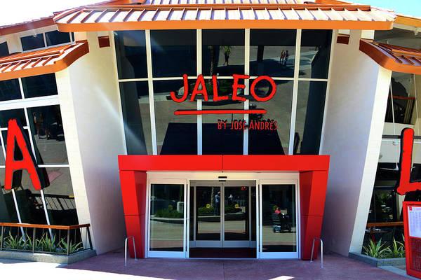 Walt Disney Word Photograph - Jaleo At Disney Springs by David Lee Thompson