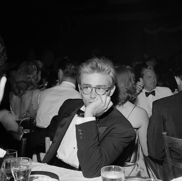 Annual Photograph - James Dean by Michael Ochs Archives