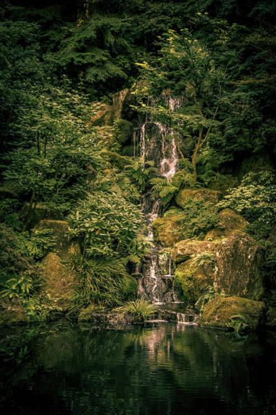 Wall Art - Photograph - Japanese Garden Portland  by Art Spectrum