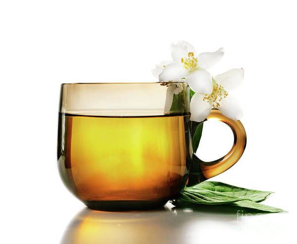 Wall Art - Photograph - Jasmine Tea by Jelena Jovanovic