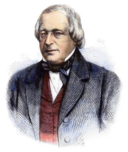 Painting - John Slidell (1793-1871) by Granger