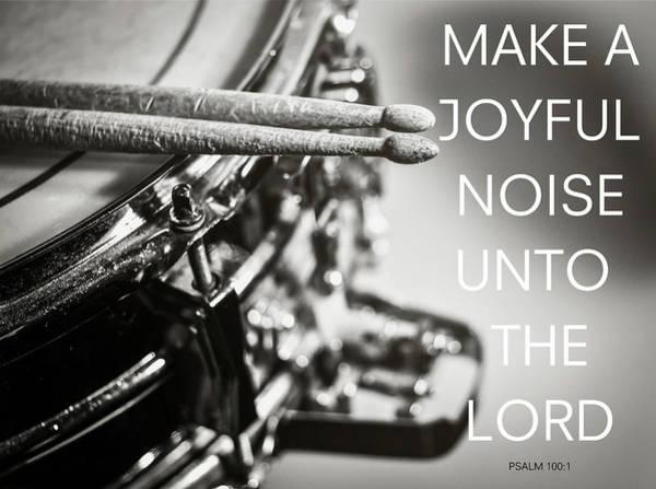 Joyful Photograph - Joyful Noise by Bill Carson Photography