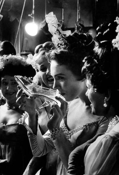 Photograph - Julie Andrews by Gordon Parks