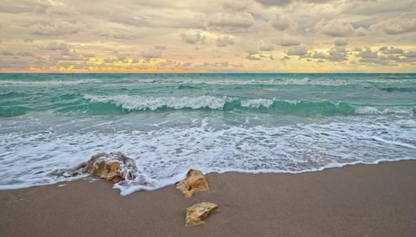 Photograph - Jupiter Beach 2 by Steve DaPonte