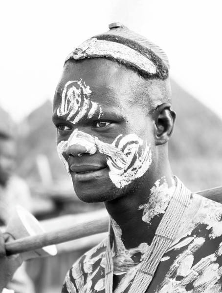 Photograph - Karo Man  by Mache Del Campo
