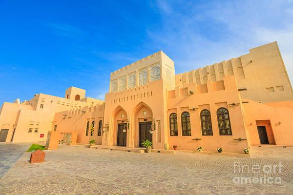 Photograph - Katara Cultural Village by Benny Marty