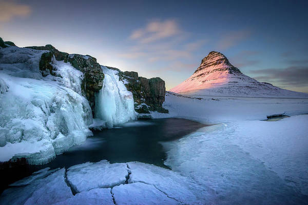 Photograph - Kirkjufell, Iceland by Peter OReilly