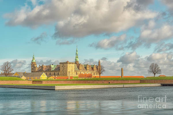 Wall Art - Photograph - Kronborg Castle In Denmark by Antony McAulay