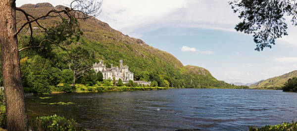 Wall Art - Photograph - Kylemore Abbey, County Galway, Ireland by Ken Welsh