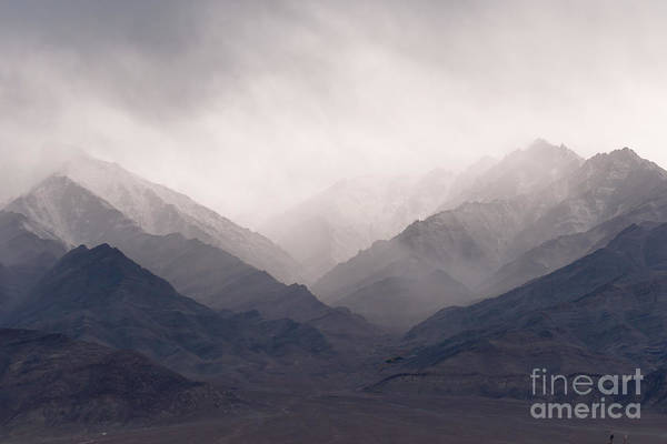 Wall Art - Photograph - Ladakh Mountains by Sihasakprachum