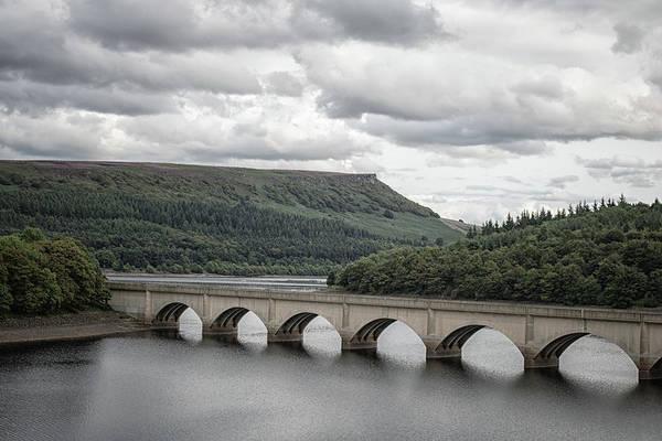 Wall Art - Photograph - Ladybower Reservoir by Martin Newman