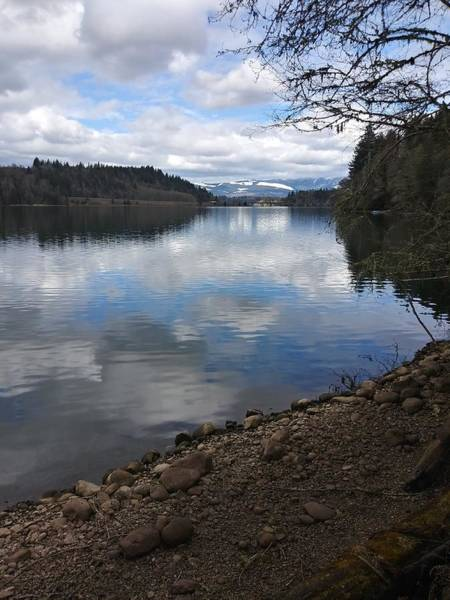 Photograph - Lake Mayfield by Tikvah's Hope
