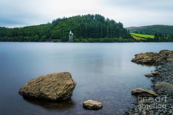Photograph - Lake Vyrnwy by Ian Mitchell