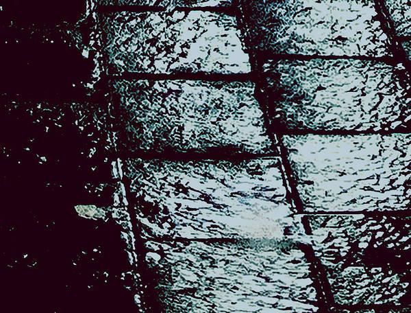 Wall Art - Digital Art - Leaving Vile by TintoDesigns
