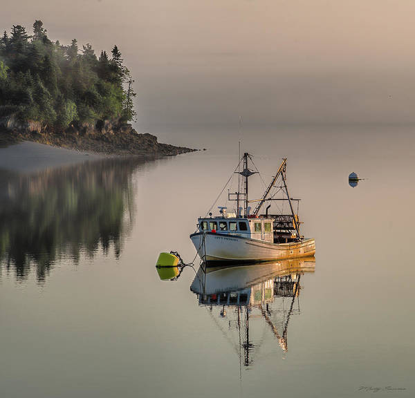 Photograph - Lifes Treasures At Mooring by Marty Saccone