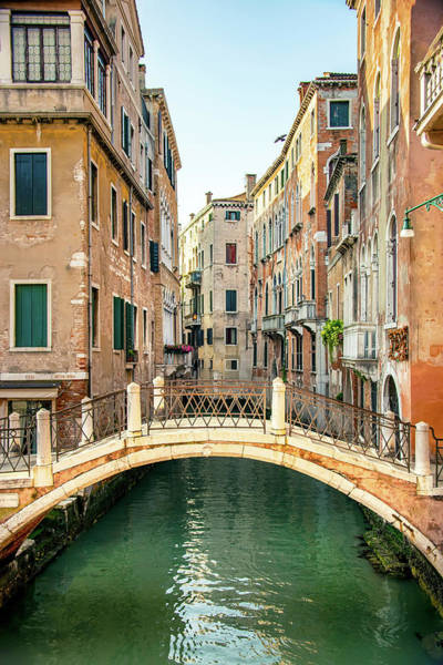 Wall Art - Photograph - Living In Venice by Svetlana Sewell