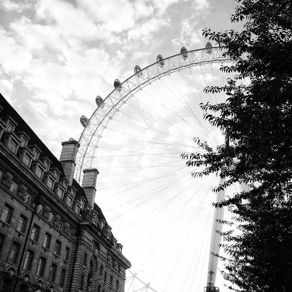 Wall Art - Photograph - London Scene IIi by Emily Navas