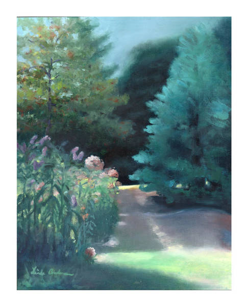 Painting - Londontown Late Bloomers by Linda Anderson