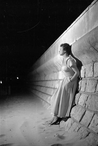 Husband Photograph - Lonely Honeymoon by Kurt Hutton