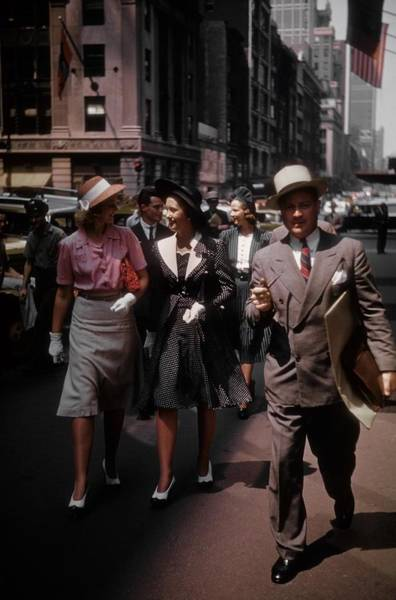 Photograph - Mad Men by Michael Ochs Archives
