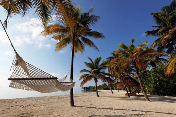 Luxury Hotel Photograph - Maldives, Kaafu North Male Atoll by Hauser Patrice / Hemis.fr