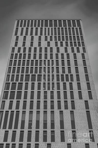 Clarion Wall Art - Photograph - Malmo Live Building Blocks Facade by Antony McAulay