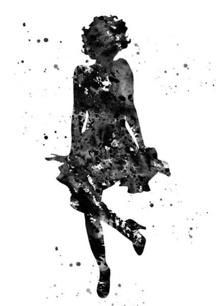 Wall Art - Digital Art - Marilyn Monroe by Erzebet S
