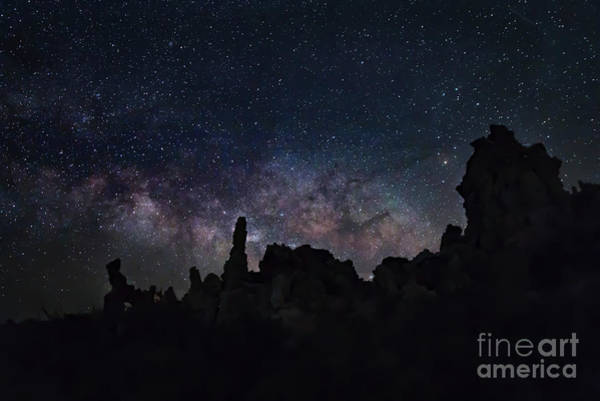 Photograph - Milky Way by Mark Jackson