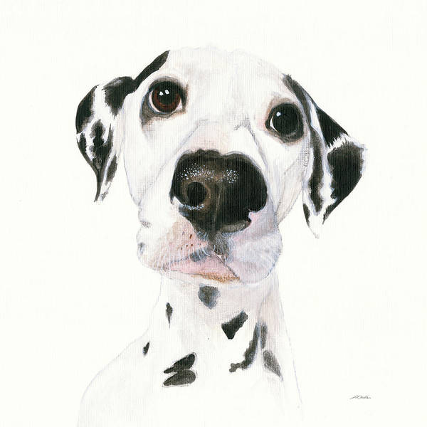Wall Art - Painting - Milo V2 by Patsy Ducklow