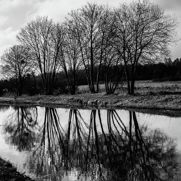 Photograph - Mirroir by Jorg Becker