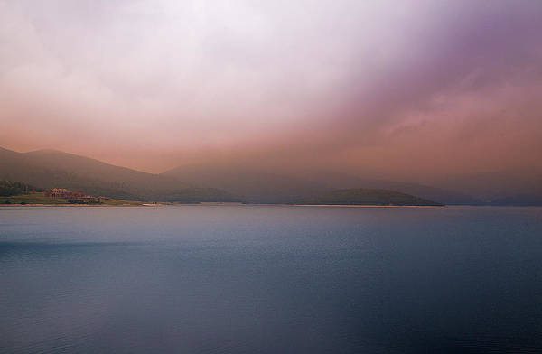 Photograph - Misty Afternoon by Milena Ilieva