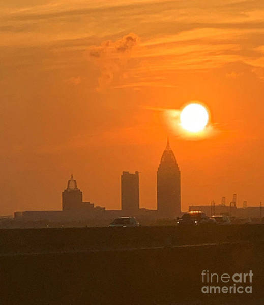 Photograph - Mobile Alabama by James Hennis