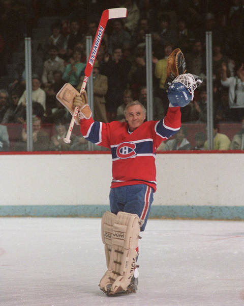 Montreal Photograph - Montreal Canadiens by Denis Brodeur