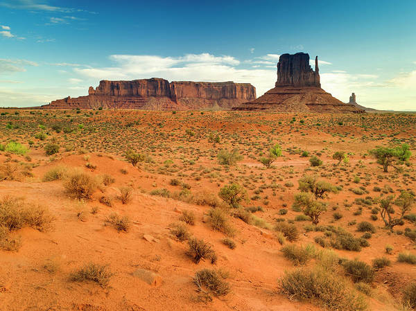 Dust Photograph - Monument Valley Tribal Park by Pgiam