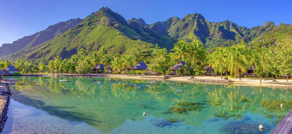 Wall Art - Photograph - Mo'orea French Polynesia by Scott McGuire
