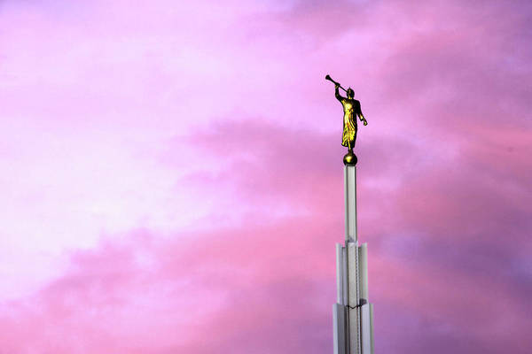 Photograph - Moroni At Dawn by Marie Leslie