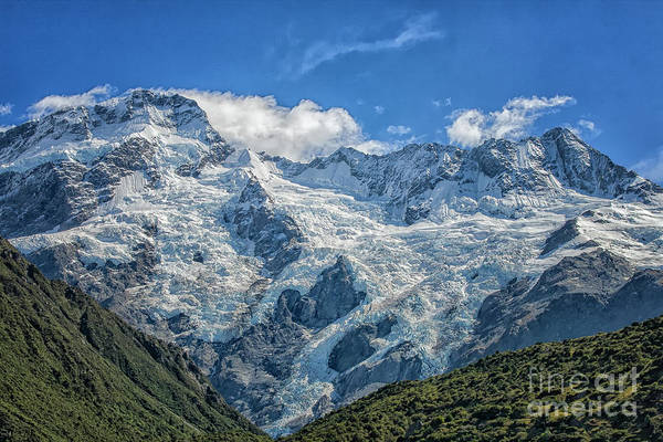 Wall Art - Photograph - Mount Cook by Patricia Hofmeester