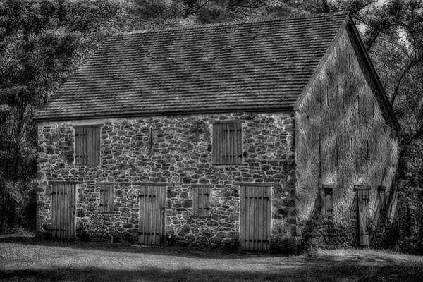 Photograph - Mule Barn  by Susan Candelario