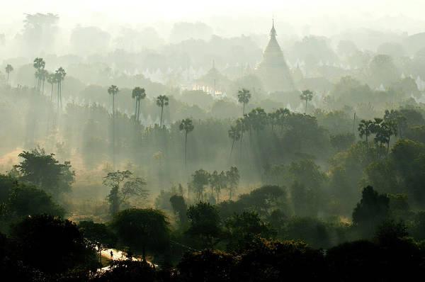 Wall Art - Photograph - Myanmar Burma, Mandalay Division by Lemaire Stéphane / Hemis.fr