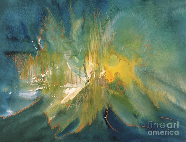 Digital Art - Mystic Music by Jacqueline Shuler